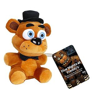 Five Nights at Freddy's Series 1 Plush: Freddy Fazbear