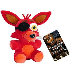 Five Nights at Freddy's Series 1 Plush: Foxy