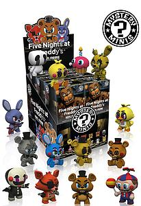 Mystery Minis Blind Pack: Five Nights at Freddy's (1 Pack)