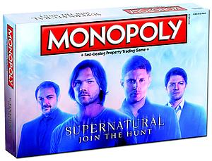 Monopoly Supernatural Collector's Edition