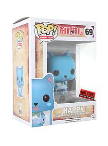 Pop! Animation Fairy Tail Vinyl Figure Happy #69 Hot Topic Exclusive Pre-Release