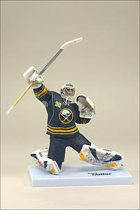 NHL Sportspicks Series 26 Ryan Miller (Buffalo Sabres) Blue Jersey
