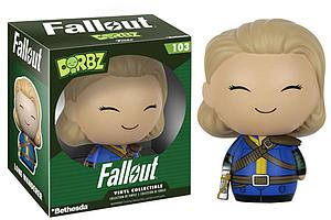 Dorbz Fallout Lone Wanderer (Female) #103 (Vaulted)