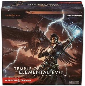 Dungeon & Dragons: Temple of Elemental Evil Board Game