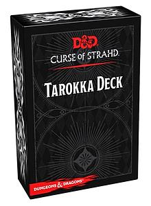 Dungeons & Dragons: Curse of Strahd - Tarokka Deck