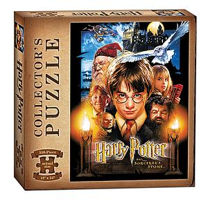 Puzzle: Harry Potter & the Sorcerer's Stone