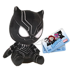 Mopeez Marvel Civil War: Black Panther (Retired)