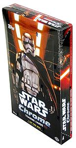 Topps 2016 Star Wars Chrome Perspectives Trading Cards Booster Box (24 Packs)