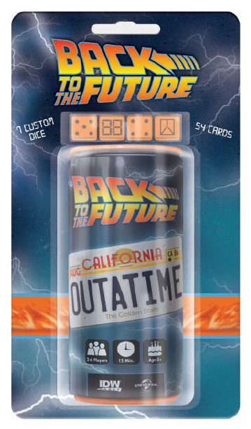 Back to the Future: Outatime