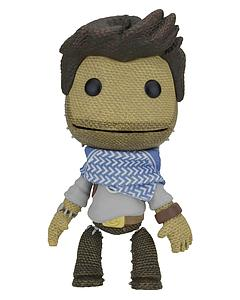 Little Big Planet Series 2 Uncharted Sackboy