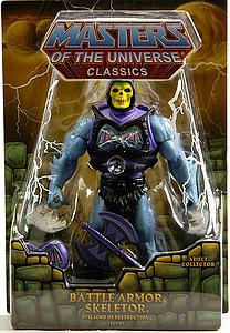 He-Man and the Masters of the Universe Classics 6 Inch: Battle Armor Skeletor