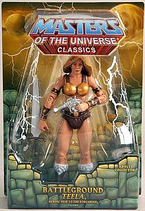 He-Man and the Masters of the Universe Classics 6 Inch: Battleground Teela