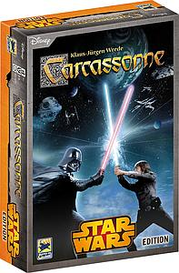 Carcassonne: Star Wars (Release TBD)