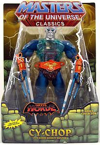 He-Man and the Masters of the Universe Classics 6 Inch: Cy-Chop