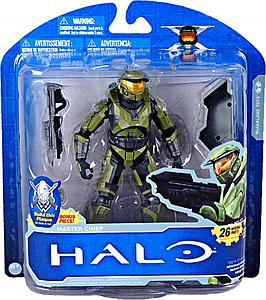 Halo Universe 10th Anniversary Series 1: Halo Combat Evolved Master Chief