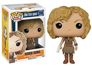 Pop! Television Doctor Who Vinyl Figure River Song #296