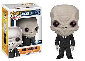 Pop! Television Doctor Who Vinyl Figure The Silence #299