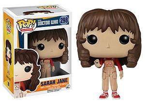 Pop! Television Doctor Who Vinyl Figure Sarah Jane #298