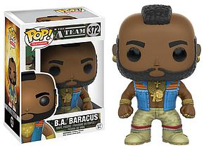 Pop! Television A-Team Vinyl Figure B.A. Baracus #372 (Retired)