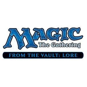 Magic the Gathering: From the Vault - Lore