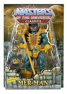 He-Man and the Masters of the Universe Classics 6 Inch: Merman (2nd Edition)