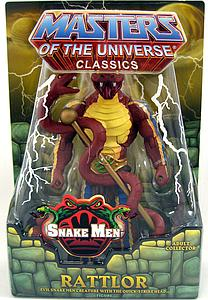 He-Man and the Masters of the Universe Classics 6 Inch: Rattlor