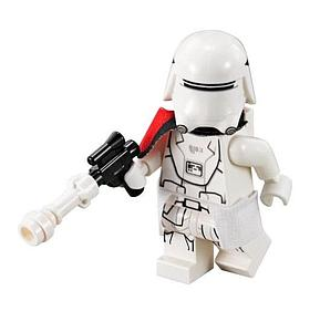 Star Wars Minifigure: First Order Snowtrooper Leader