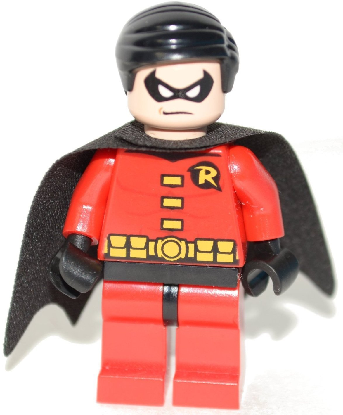 DC Comics SuperHeroes Minifigure: Robin (Red)