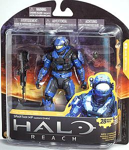 "Halo Reach 6"" Series 3: Spartan Military Police custom (male)"