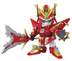 Gundam SD BB Model Kit: #002 Shin Chohi Gundam