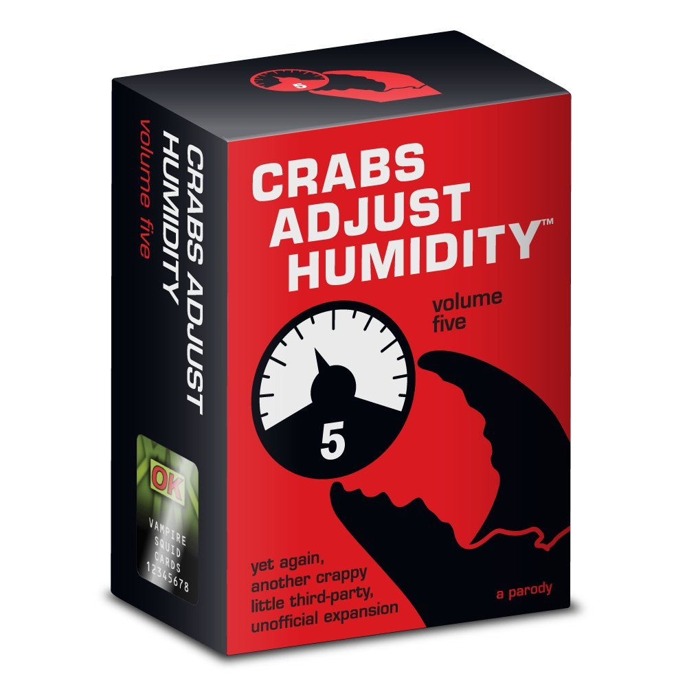 Crabs Adjust Humidity - Vol 5