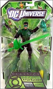 DC Universe Classics Green Lantern Series 1 Kyle Rayner Action Figure