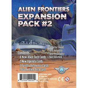 Alien Frontiers: Expansion Pack #2