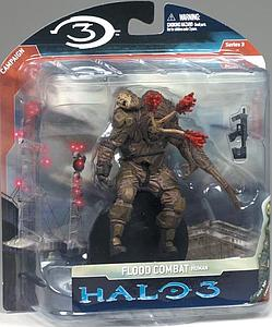 Halo 3 Series 3: Flood Combat Human