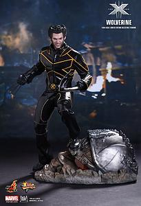 X-Men: The Last Stand 1/6 Scale Movie Masterpiece Figure Wolverine