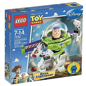 Lego Toy Story: Construct-a-Buzz