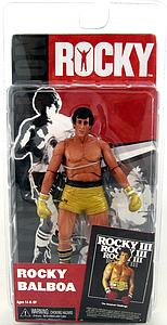 "Rocky 6"" Series 3: Rocky Balboa Yellow Trunks Pre-Fight"