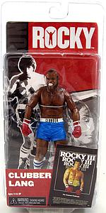 "Rocky 6"" Series 3: Clubber Lang Blue Trunks"