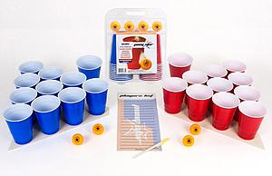 Pong Star: Beer Pong Kit