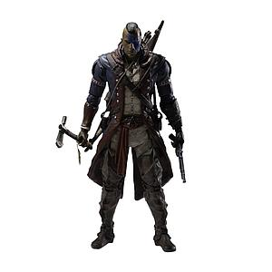 Assassin's Creed Series 5 Revolutionary Connor