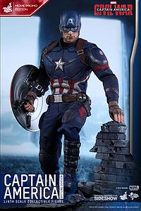 Captain America (Battling Version Exclusive)