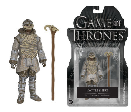 Game of Thrones: Rattleshirt