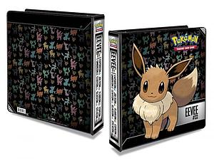 "Pokemon 2"" Binder: Eevee"