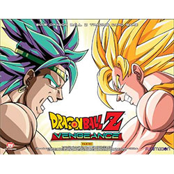 Dragon Ball Z Vengeance Trading Card Game Booster Pack