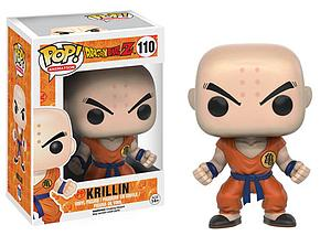 Pop! Animation Dragon Ball Z Vinyl Figure Krillin #110