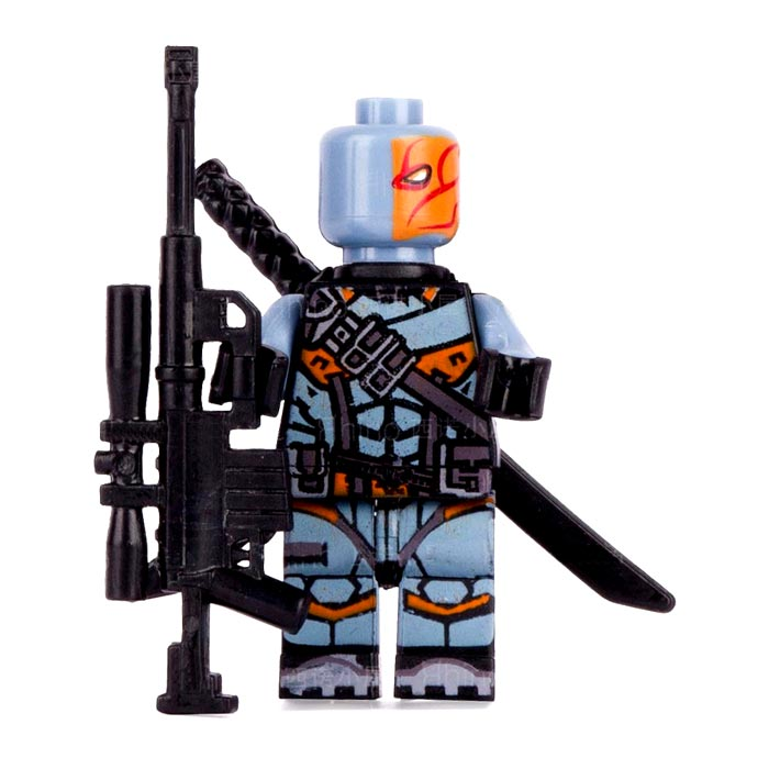 DC Comics SuperHeroes Minifigure: Deathstroke (Comic)
