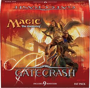 Magic the Gathering: Gatecrash - Fat Pack