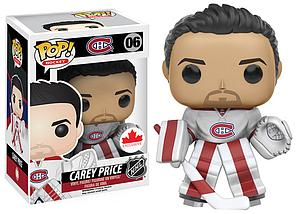Pop! Hockey NHL Vinyl Figure Carey Price #06 (Montreal Canadiens) (Away Jersey Canadian Exclusive)
