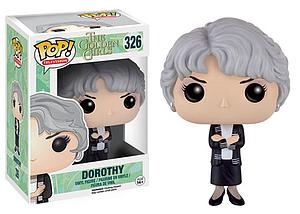 Pop! Television The Golden Girls Vinyl Figure Dorothy #326