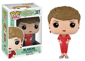 Pop! Television The Golden Girls Vinyl Figure Blanche #327 (Rare)
